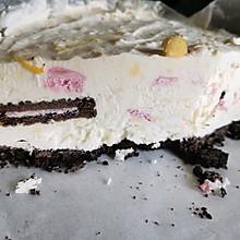 冰激凌蛋糕奶油奶酪蛋糕