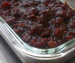 山楂红糖酱的做法