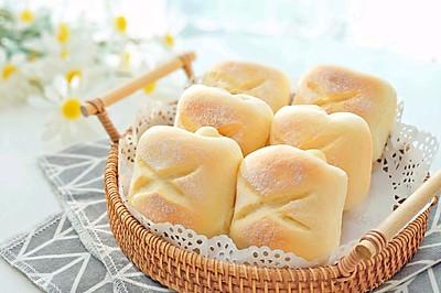 日式牛奶云朵面包