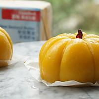 #安佳幸福家常菜#软糯Q弹的南瓜饼的做法图解12