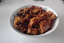 豆瓣鸡块的做法
