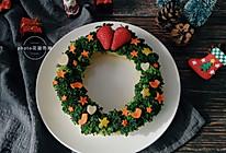 圣诞花环的做法