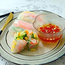 东南亚风情-越南蟹柳卷