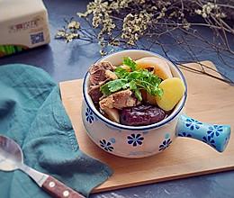 猪尾骨莲藕汤的做法