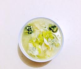 虾仁猪肉韭菜馄饨的做法