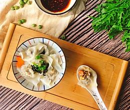 美味早餐鲜肉虾仁小馄饨的做法