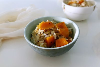 藜麦红薯米饭,不只是营养价值翻10倍,更重要的是非常好吃