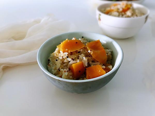 藜麦红薯米饭,不只是营养价值翻10倍,更重要的是非常好吃的做法