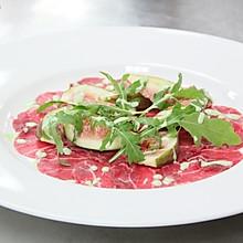 意式生牛肉沙拉