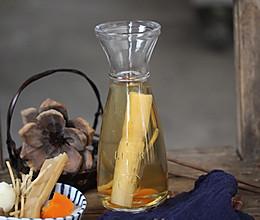 茅根竹蔗糖水的做法