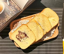 炼乳蜜豆面包-东菱4706W面包机食谱的做法