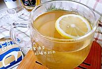 柠檬绿茶的做法
