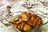 #晒出你的团圆大餐#辣酱腌洋姜的做法