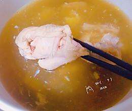 榴莲鸡汤的做法