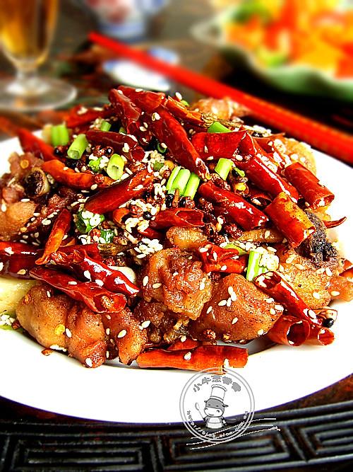 重庆辣子鸡