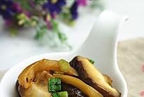 榨菜香菇-乌江榨菜的做法