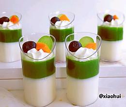 零卡糖零脂肪—减肥人士也能大口吃的黄瓜酸奶慕斯的做法