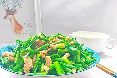 #一人一道拿手菜#5分钟不到的家常小炒|简单又下饭