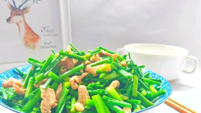#一人一道拿手菜#5分钟不到的家常小炒|简单又下饭的做法