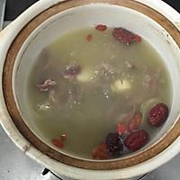 西洋参猪心汤的做法图解5