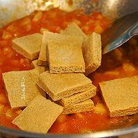 #花10分钟,做一道菜!#香煎冻豆腐的做法图解9