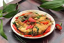 #今天吃什么# 姜葱鲈鱼的做法