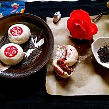 云南玫瑰鲜花饼---以花入饌