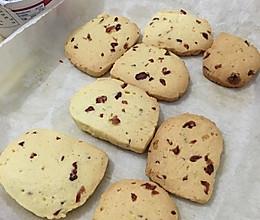 【下午茶首选】蔓越莓饼干(无糖粉版)的做法