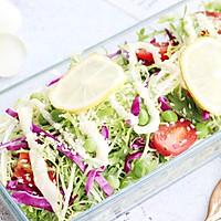 每吃一口感觉瘦三斤【经典蔬菜沙拉】的做法图解5
