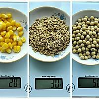 玉米燕麦豆浆#善魔师·妈妈的一粥一汤#的做法图解1