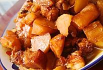 美味土豆红烧肉的做法