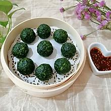 苜蓿菜菜团#松下多面美味#