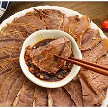 中秋特辑之家常版卤牛肉做法,做法简单,汤底还能煮粉面!