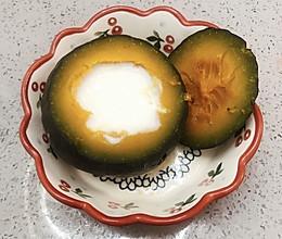 酸奶贝贝南瓜的做法