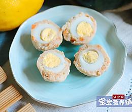 莲藕猪肉太阳蛋~宝宝辅食的做法