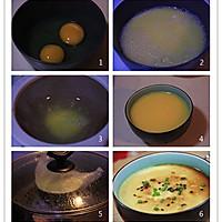 蒸蛋羹——怎么做鸡蛋羹才会嫩的做法图解1