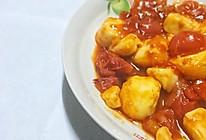 番茄日本豆腐的做法