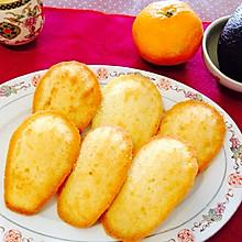 柠香玛德琳#一起吃西餐,生活需要仪式感#