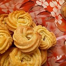 黄油曲奇饼干