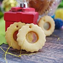 #令人羡慕的圣诞大餐#玻璃糖饼干——让圣诞节多一些趣味