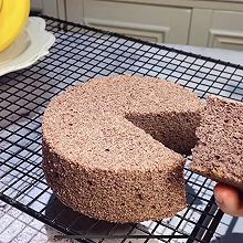 #夏日开胃餐#黑米蒸蛋糕 组织棉软蓬松度高,不塌陷