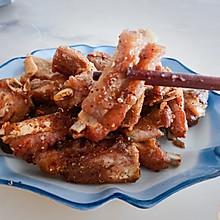 #美食视频挑战赛#椒盐蒜香排骨