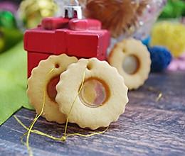 #令人羡慕的圣诞大餐#玻璃糖饼干——让圣诞节多一些趣味的做法