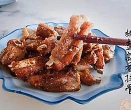 #美食视频挑战赛#椒盐蒜香排骨的做法