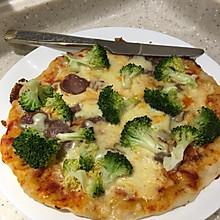 疫情期间 0⃣️基础也可以做出美味的披萨