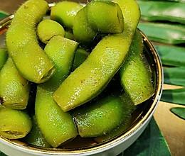 【糟卤毛豆】素食吃素❤️减肥减脂植物蛋白蜜桃爱营养师私厨的做法