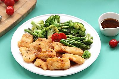 香煎藤椒鱼片