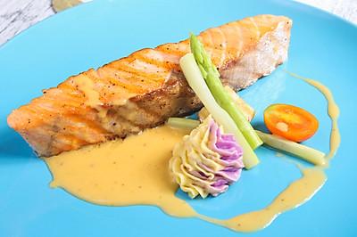 味噌三文鱼