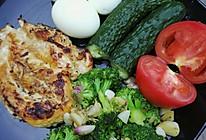 高蛋白健身消脂的做法