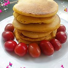 香甜可口――玉米饼️